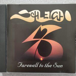 Farewell To The Sun-CD-