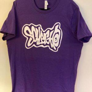 Schleigho T-Shirt Graffiti Logo